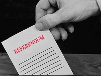 С изборите за президент ще се проведе и референдумът на Слави