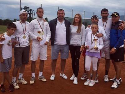 Оспорван тенис турнир с много емоции в Гоце Делчев