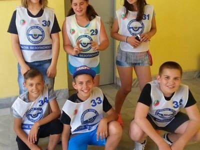 Млади колоездачи от Гоце Делчев се представиха много добре в републиканския шампионат по колоездене