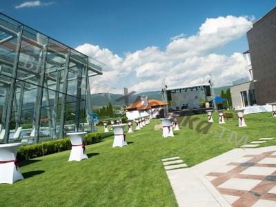 Голямото откриване на най-модерния туристически комплекс край Гоце Делчев
