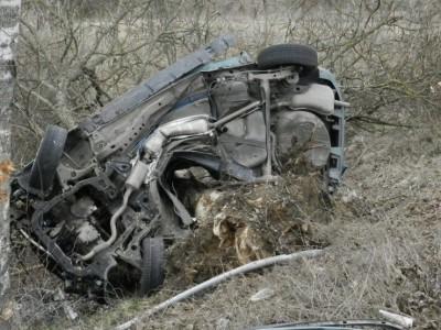 56 годишен мъж от Гоце Делчев загина на място при катастрофа