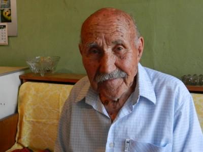 Столетникът неврокопчанин Димитър Перухов: Най-важно е спокойствието