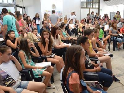 Започват летните занимания за деца в град Гоце Делчев