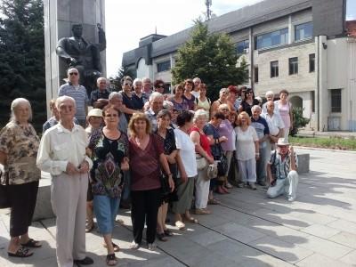 Туристи ветерани се събраха на национална среща в град Гоце Делчев