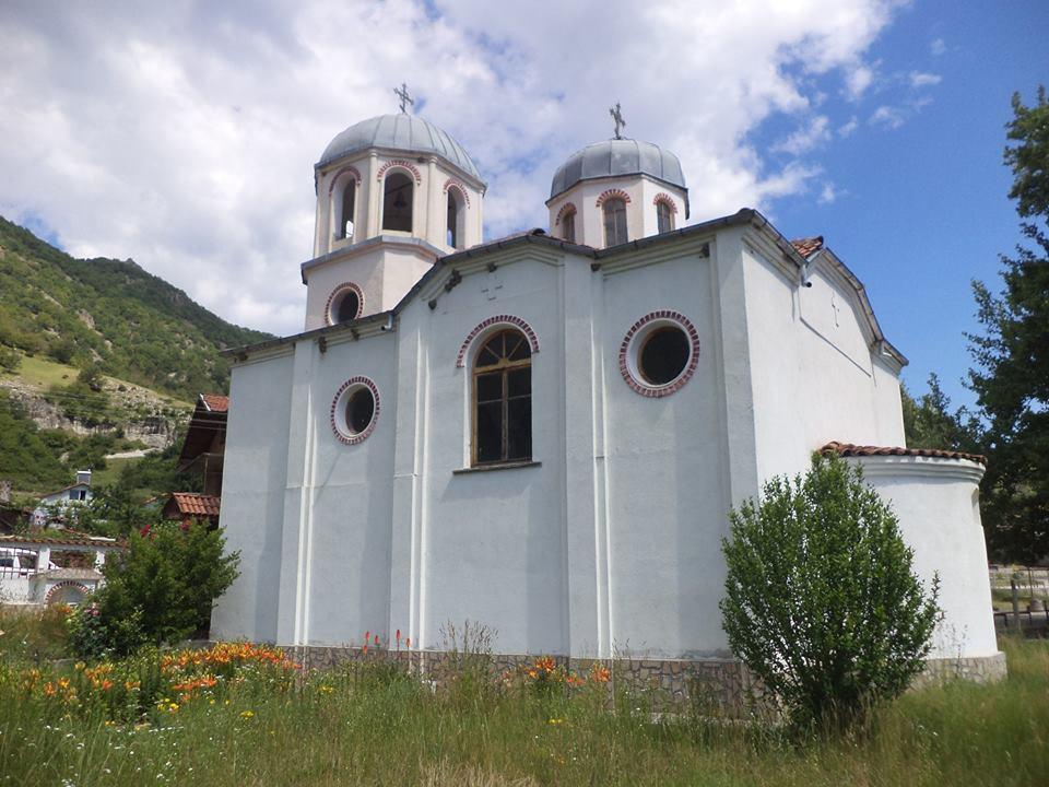 cerkva s. Gospidinci
