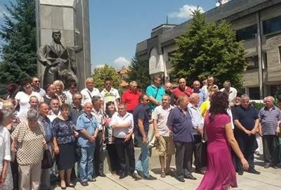 Над 500 потомци на село Калпот се събраха на земляческа среща в град Гоце Делчев
