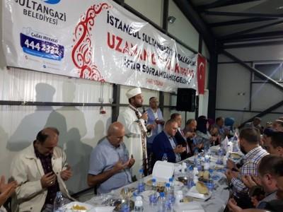 Голям ифтар в Брезница, Корница и Лъжница с турски кмет, турския посланик и лидери на ДОСТ