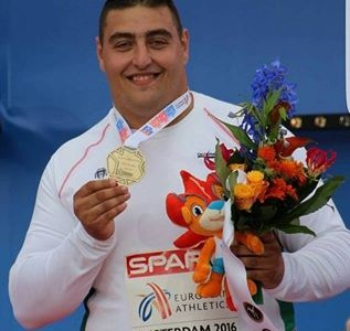 Европейски бронзов медал спечели гюлетласкач, роден в Сатовча