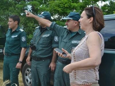 Министърът на вътрешните работи Румяна Бъчварова днес беше на ГКПП – Илинден