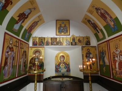 """Кой изрисува параклиса  """"Свети Пророк Илия"""" на Попови ливади"""