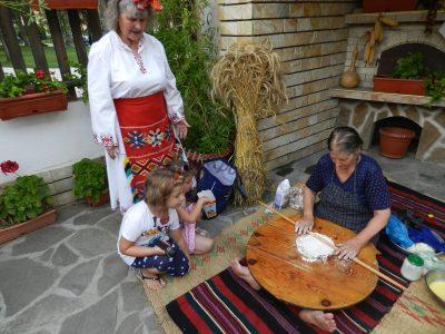 Празник на хляба в град Хаджидимово
