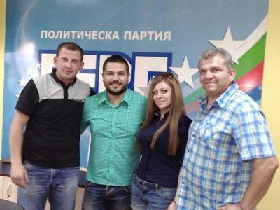 Георги Гулев е новият лидер на младежите от ГЕРБ в Гоце Делчев