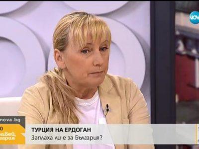 Елена Йончева и Бетина Жотева за ситуацията в Турция и за трагедиите във Франция и Германия