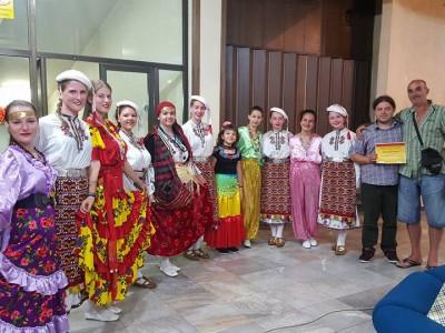 Танцьори, любители на фолклора от Гоце Делчев участваха в международен фестивал в град Кичево – Македония