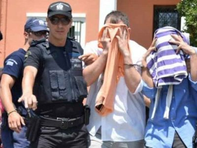 Турските военни, които поискаха политическо убежище в Гърция, са преместени в Кавала от съображения за сигурност