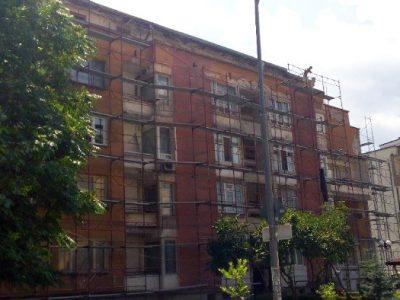 Започна санирането на още четири блока в град Гоце Делчев