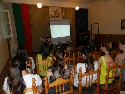 Младите майки в Гоце Делчев са отговорни към себе си и към здравето на децата си