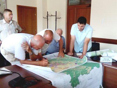 Първа среща за съставяне на Общ устройствен план на община Гоце Делчев