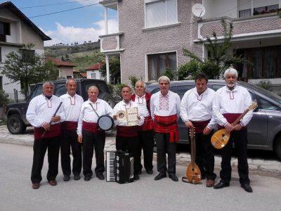 Самодейци от село Абланица представят България на фестивал в Черна гора