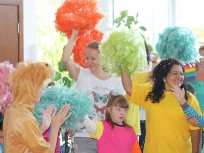 Дневният център за деца с увреждания в град Гоце Делчев днес празнува