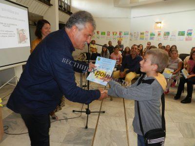Закриха лятната академия за деца в Гоце Делчев, кметът връчи грамоти на участниците