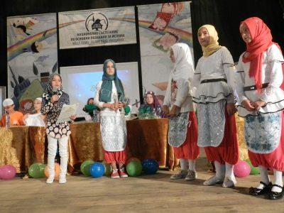 Деца от мюсюлмански семейства от цяла България участваха в национално състезание по ислям в Гоце Делчев