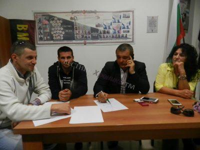 Председателката на ВМРО в град Гоце Делчев подаде оставка, д-р Иван Канелов поема местната структура