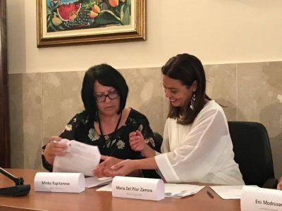 Пакет от мерки за равенство между половете бяха предложени от СЮЗО на международно ниво