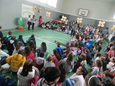 И град Гоце Делчев се включи в националната седмица на грамотността