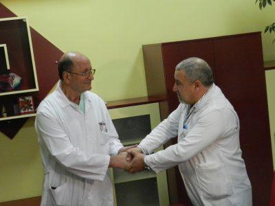 Д-р Костадин Киричев е лекар на годината в гр. Гоце Делчев