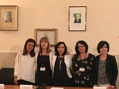 Кметът на Гърмен е сред учредителите на европейска мрежа на жените кметове за равни възможности