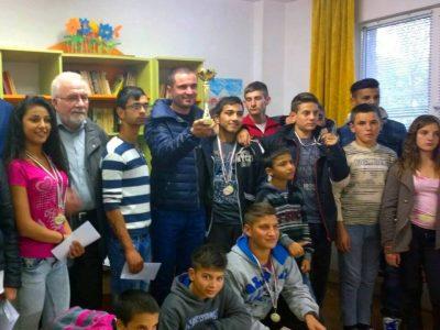 Още награди за шампионите от дома за деца в гр. Гоце Делчев