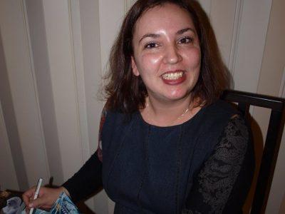 Как една неврокопчанка организира поетична вечер на българското слово в Швейцария