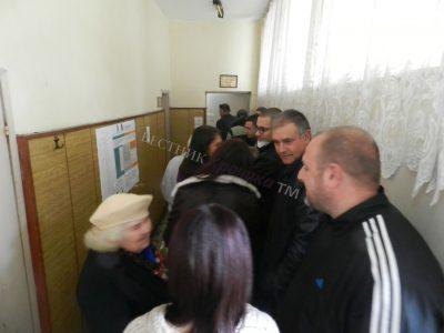 По-висока е избирателната активност в Гоце Делчев, в сравнение с президентските избори преди пет години