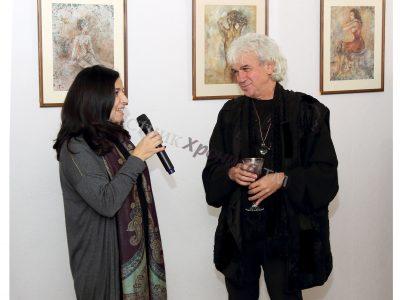 Една изложба, разкриваща художника Николай Маринов в неочаквана светлина