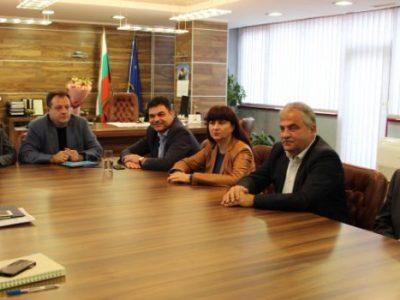 Кметът на Гоце Делчев Владимир Москов участва в среща за санирането в МРРБ