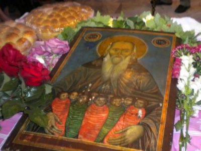 Чудотворната икона на Св. Стилиян в село Сатовча е уникална