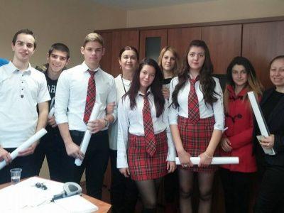 """Утре ученици от НПГ """"Димитър Талев"""" поемат управлението в Гоце Делчев"""