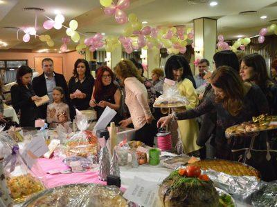 """13 700 лева събра в помощ на онкоболните жени в региона Сдружение """"Хроника срещу рака"""""""