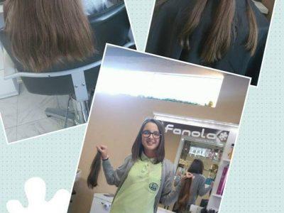 Две момичета от Гоце Делчев дариха  косите си за перуки на онкоболни деца