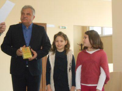 Награди за най-добрите спортисти, отбори и треньори на годината връчи кметът на Гоце Делчев