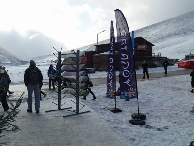 Откриха ски сезона в Банско и във Фалакро