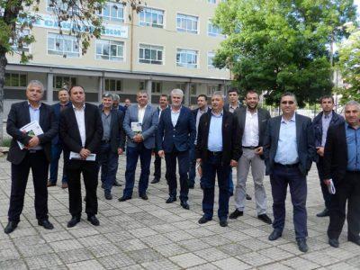 Общинските съветници от Гоце Делчев подготвят заседание за 31 януари