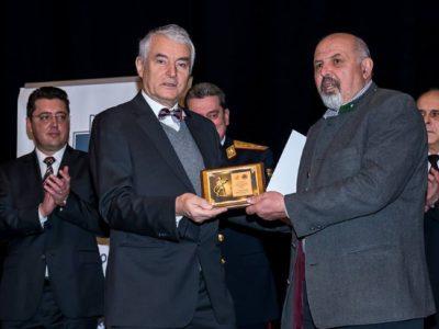 Награда за  директора на Югозападното държавно предприятие