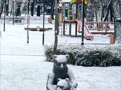 16 машини почистват снега и опесъчват в Гоце Делчев и селата