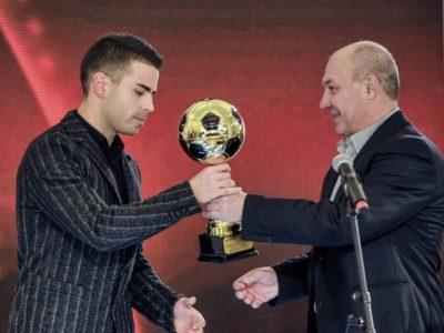 """Евдокия Попададинова и братя Пиргови взеха награди в церемонията """"Футболист на годината"""""""