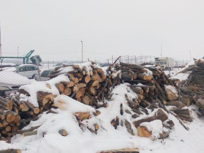 Още дърва за тежката зима