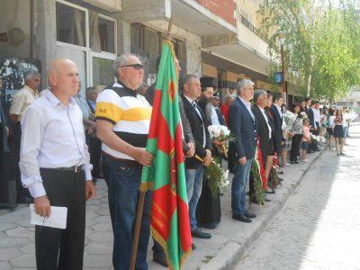 Преизбраха Бойко Гърнев за председател на Съюза на офицерите и сержантите от резерва в град Гoце Делчев