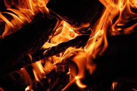 Изгоря една от най красивите вили в с. Попови ливади край Гоце Делчев
