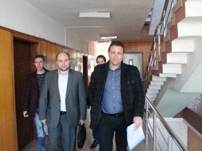 """Коалиция """"Обединение ДОСТ"""" регистрира депутатската си листа в Пиринско, водач е Хюсеин Хафъзов"""